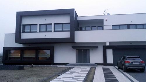 nowoczescny budynek